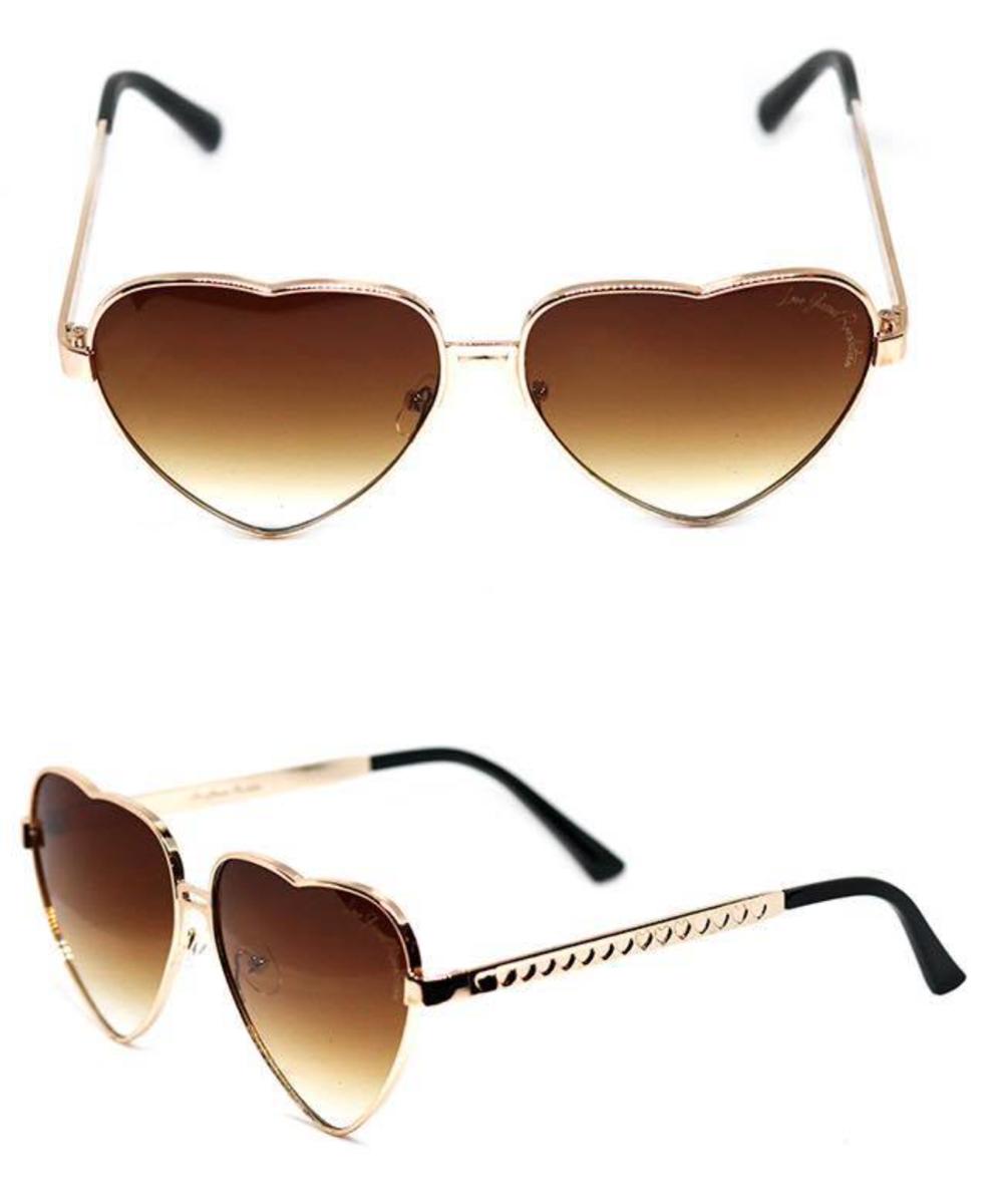 Aviator Love Glasses